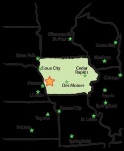 Loess Hills Iowa Map   Nu00fcrnberg